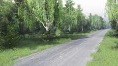El bosque 2 para Spin Tires