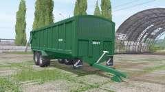 Bailey TB 20 para Farming Simulator 2017