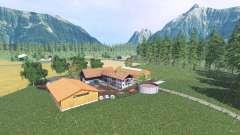 Bergmoor v0.95 para Farming Simulator 2015