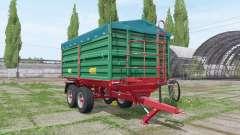 METALTECH TB 14 para Farming Simulator 2017