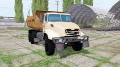 KrAZ C18.1 de 2011 v1.2 para Farming Simulator 2017