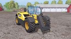 JCB 536.70 para Farming Simulator 2015