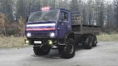 KamAZ-53212 para MudRunner