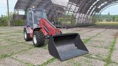 Weidemann 4270 CX 100T v1.0.1 para Farming Simulator 2017