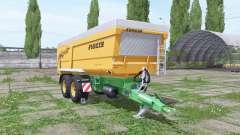 JOSKIN Trans-Space 7000-23BC150 para Farming Simulator 2017