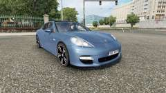 Porsche Panamera Sport (970) 2010 v2.0 para Euro Truck Simulator 2