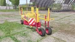 Damcon PL-75 increased planting speed para Farming Simulator 2017