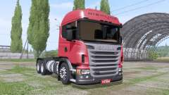 Scania R440 Highline para Farming Simulator 2017