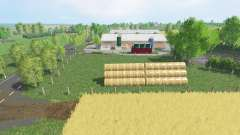 Gross Daberkow para Farming Simulator 2015