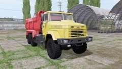 KrAZ 65032-070-02 para Farming Simulator 2017