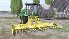 John Deere 8400i v4.0 para Farming Simulator 2017