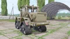 Kirovets K 700A QuadTrac v2.1 para Farming Simulator 2017