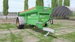 JOSKIN Tornado3 single axle para Farming Simulator 2017