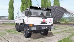 Tatra T815-280 S25 TerrNo1 1998 para Farming Simulator 2017