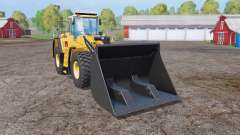 Volvo L180F v6.0 para Farming Simulator 2015