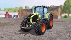 CLAAS Axion 950 cmatic para Farming Simulator 2015