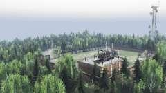 Ruso backwoods