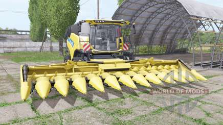 New Holland CR10.90 RowTrac pack fix para Farming Simulator 2017