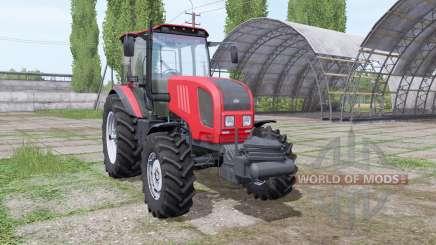Belarús 1822 v1.2.1 para Farming Simulator 2017