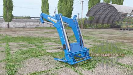 New Holland 750TL MSL v1.1 para Farming Simulator 2017