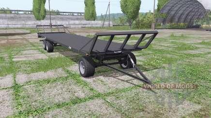 Fliegl DPW 180 autoload para Farming Simulator 2017
