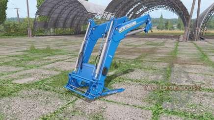 New Holland 750TL MSL v1.1.1 para Farming Simulator 2017