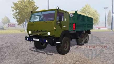 KamAZ 4310 off-road v2.0 para Farming Simulator 2013