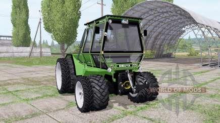Deutz-Fahr Intrac 2004 v1.2 para Farming Simulator 2017
