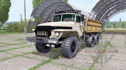 Ural 5557 v2.1 para Farming Simulator 2017