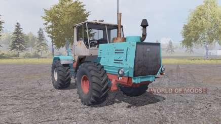 T 150K azul para Farming Simulator 2013