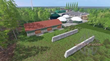 Unna District v2.6 para Farming Simulator 2015