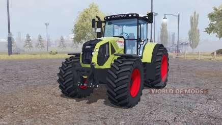 CLAAS Axion 950 green para Farming Simulator 2013