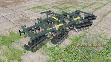 La BDT 7 v1.1 para Farming Simulator 2017