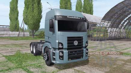 Volkswagen Constellation tractor 25-370 2006 para Farming Simulator 2017