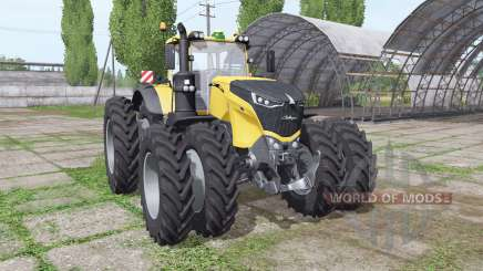 Challenger 1050 Vario double wheels para Farming Simulator 2017