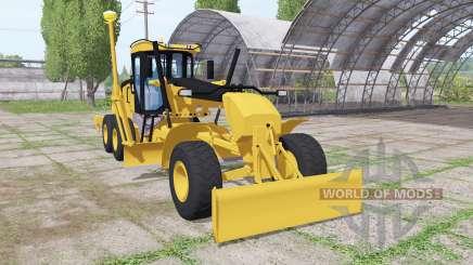 Caterpillar 140M  v1.0 para Farming Simulator 2017