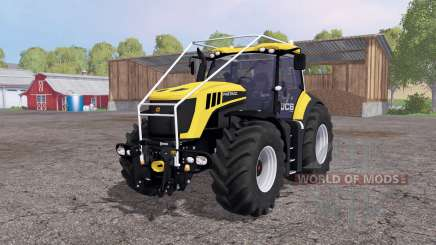 JCB Fastrac 8310 forest para Farming Simulator 2015