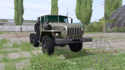 Ural 4420 1980 para Farming Simulator 2017