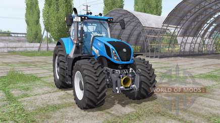 New Holland T7.290 edit Holy para Farming Simulator 2017