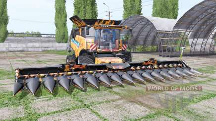 New Holland CR10.90 flame v3.0 para Farming Simulator 2017