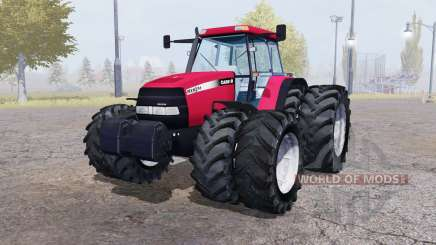 Case IH Maxxum 190 twin wheels para Farming Simulator 2013