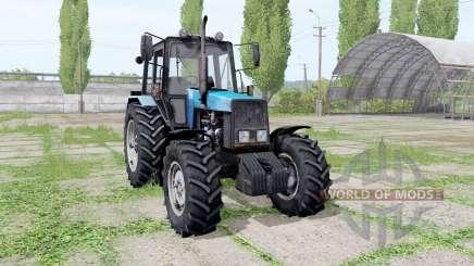MTZ-1221 Belarús v2.2 para Farming Simulator 2017