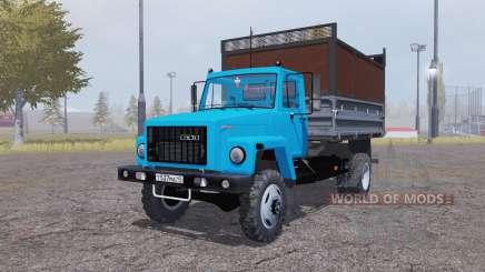 GAZ 3309 v2.0 para Farming Simulator 2013