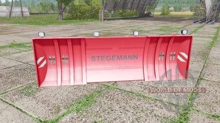 Stegemann STS 270-430 para Farming Simulator 2017