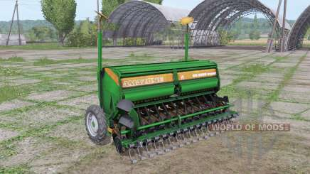 AMAZONE D9 3000 Super green para Farming Simulator 2017