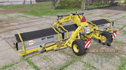 Roc RT 1000 para Farming Simulator 2017