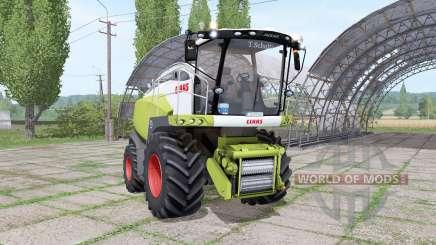 CLAAS Jaguar 950 Wittrock-Landtechnik para Farming Simulator 2017