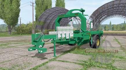 McHale 998 v1.1 para Farming Simulator 2017