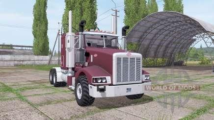 Peterbilt 377 off-road v2.0 para Farming Simulator 2017