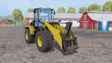 Caterpillar 924G para Farming Simulator 2015